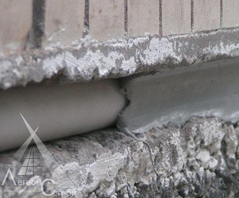 Расход полиуретанового герметика для заделки швов в бетоне